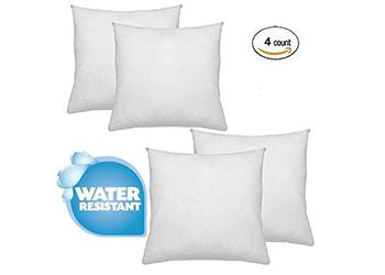 best outdoor pillows Izo Home Goods