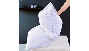 best feather pillows three geese set of 2 white goose