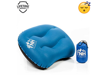 best outdoor pillows TNH Outdoors Inflatable