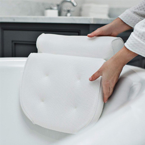 gorilla grip spa pillow