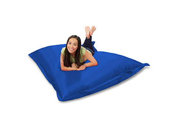 Mammoth Lounge giant bean bag pillow