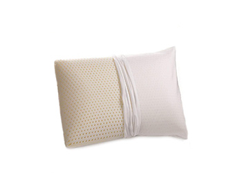best organic textiles all natural latex pillows