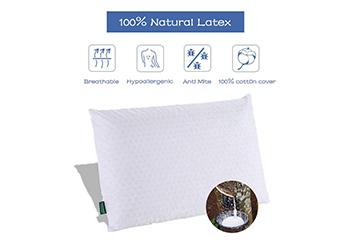 best sweepsleep natural talalay latex pillows