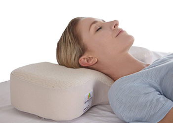 best dual plus ergonomic pillow for headaches